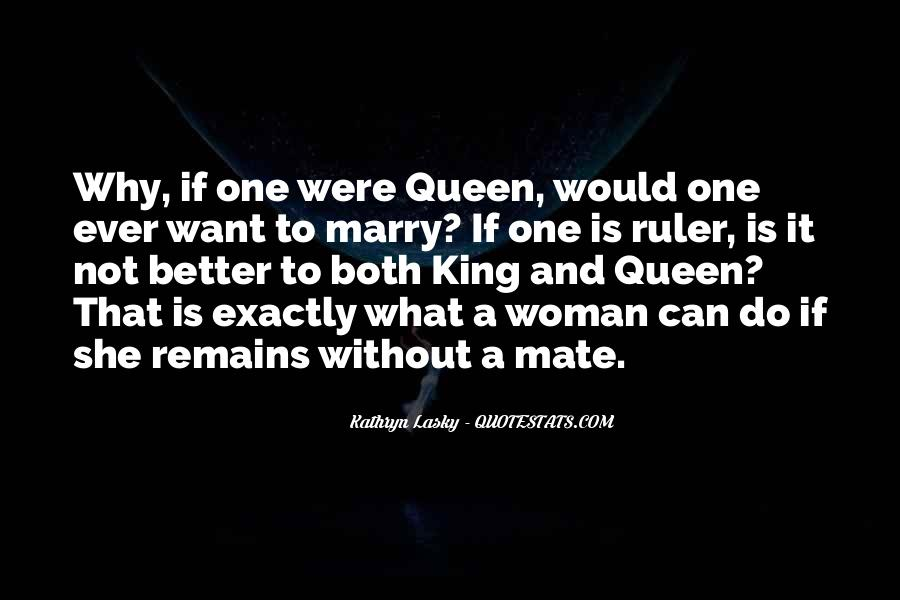 Quotes About Being Queen B #12717