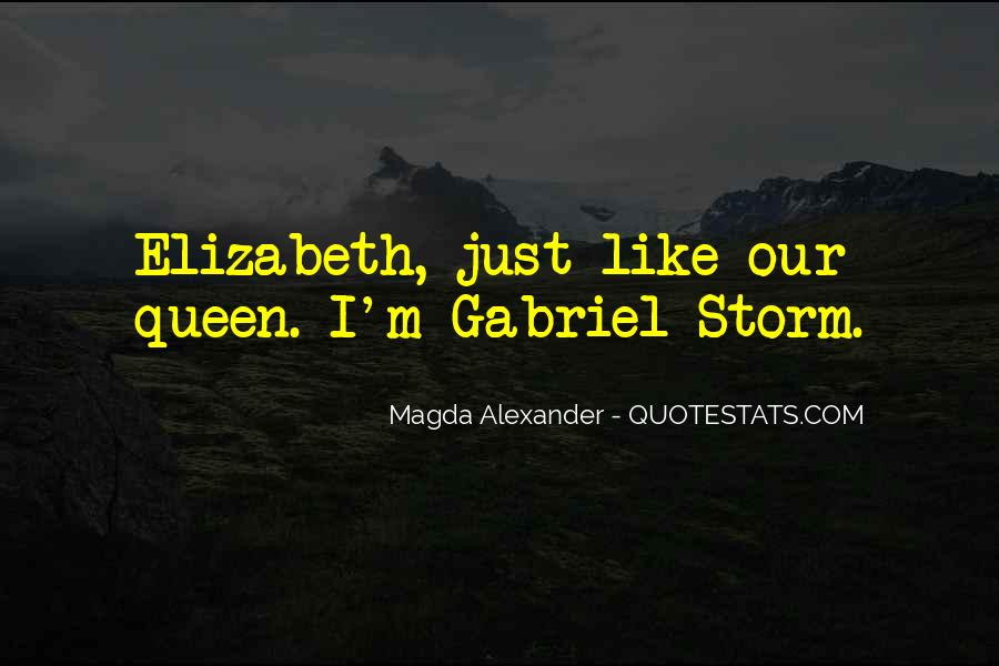 Quotes About Being Queen B #29308