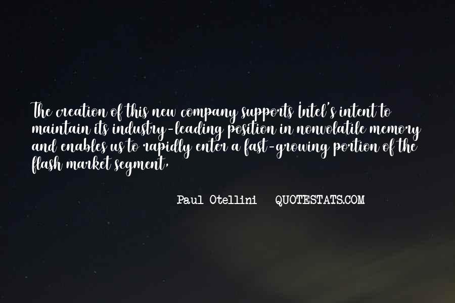Paul Otellini Quotes #1555096
