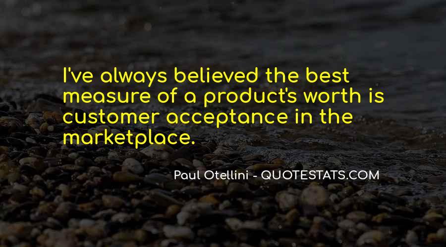 Paul Otellini Quotes #454953