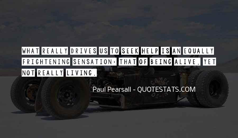 Paul Pearsall Quotes #1089189