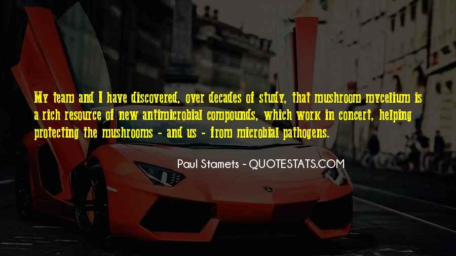Paul Stamets Quotes #1032127