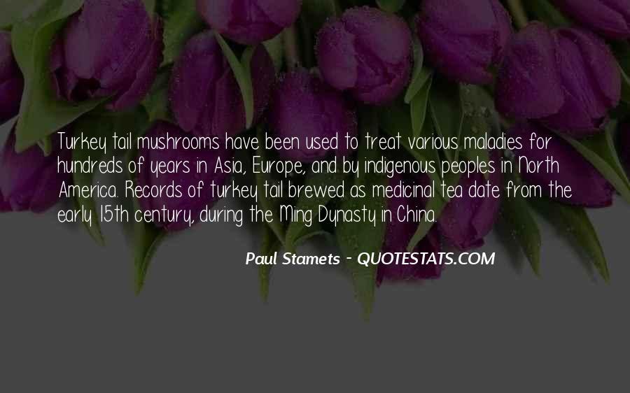 Paul Stamets Quotes #1128548