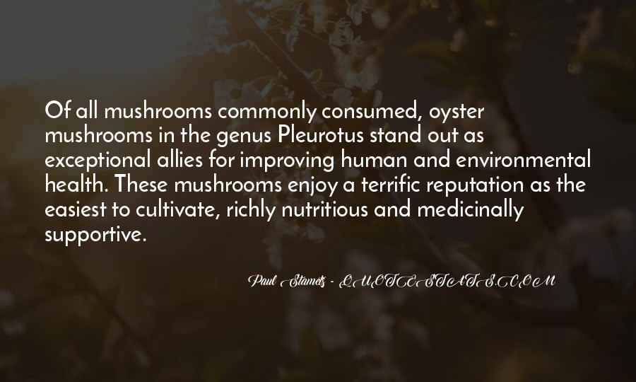 Paul Stamets Quotes #13588