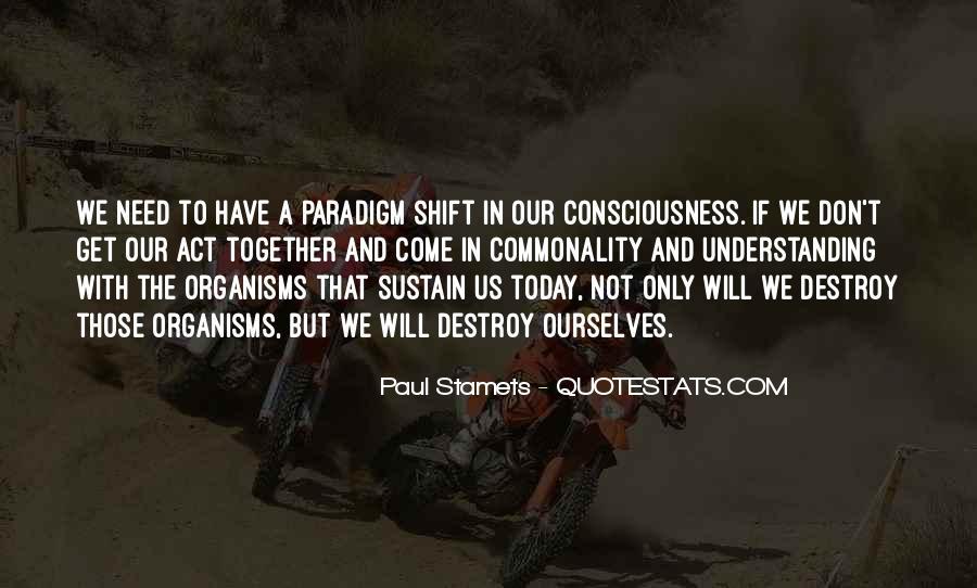 Paul Stamets Quotes #1436684