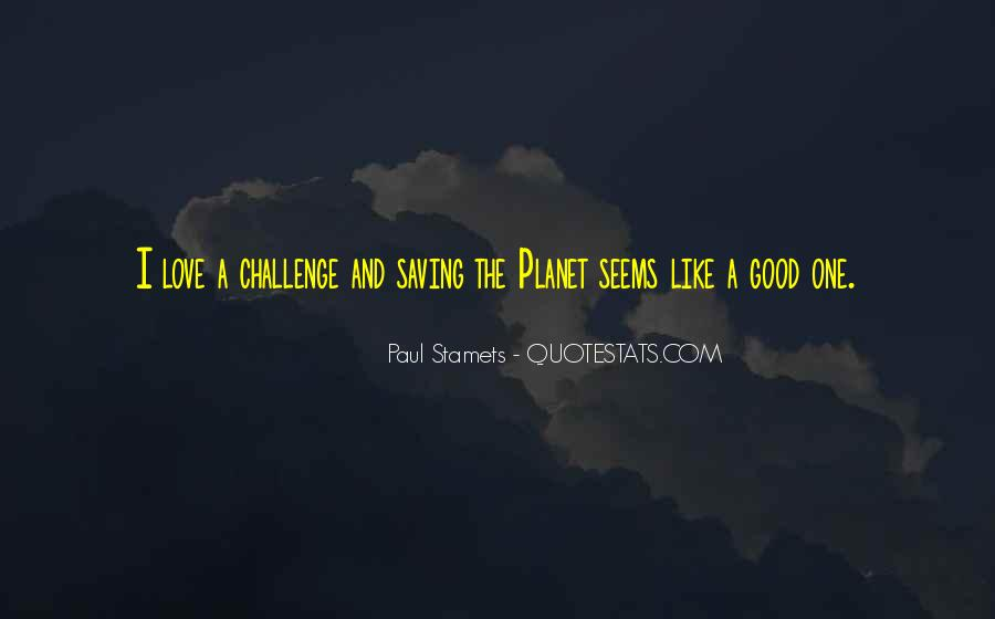 Paul Stamets Quotes #1437839