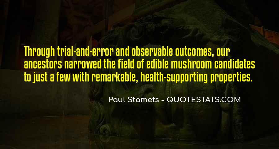 Paul Stamets Quotes #1610493