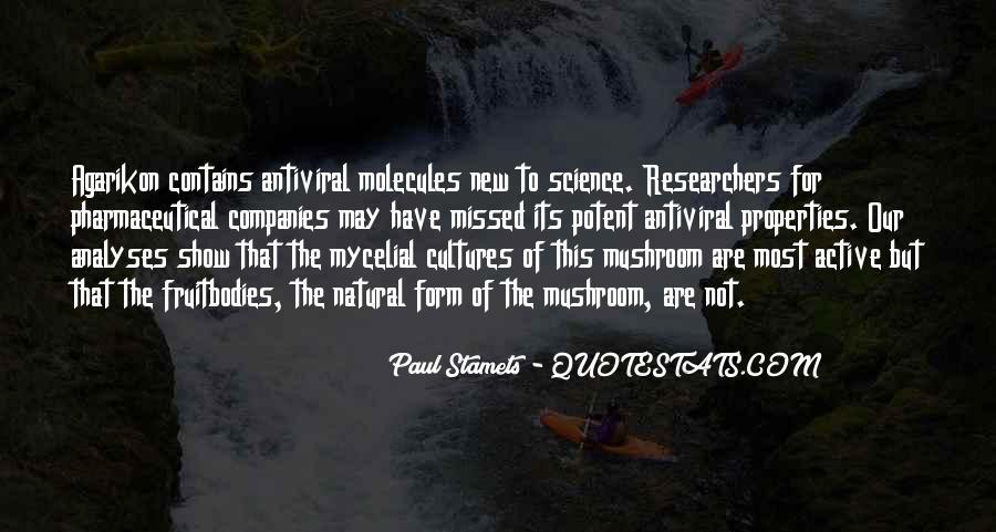 Paul Stamets Quotes #1832152
