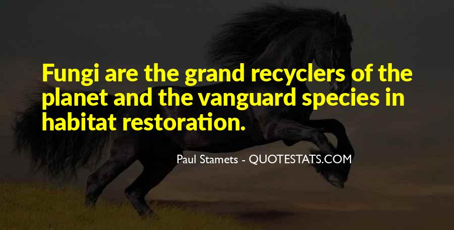 Paul Stamets Quotes #1836365