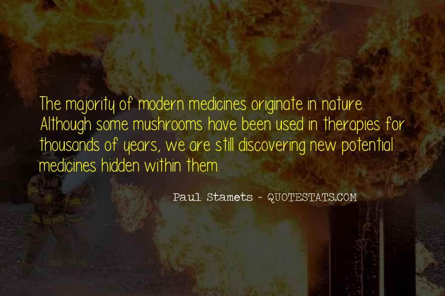 Paul Stamets Quotes #331371