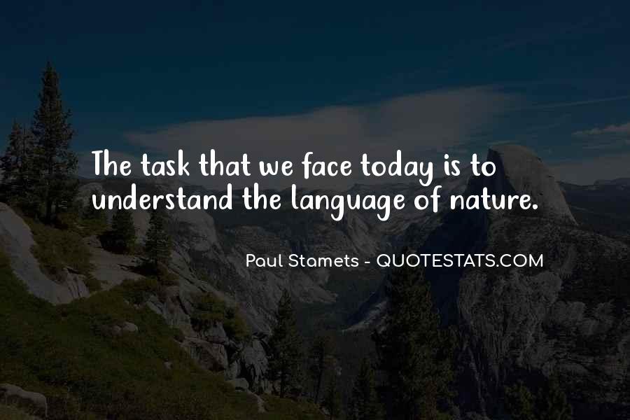 Paul Stamets Quotes #393292