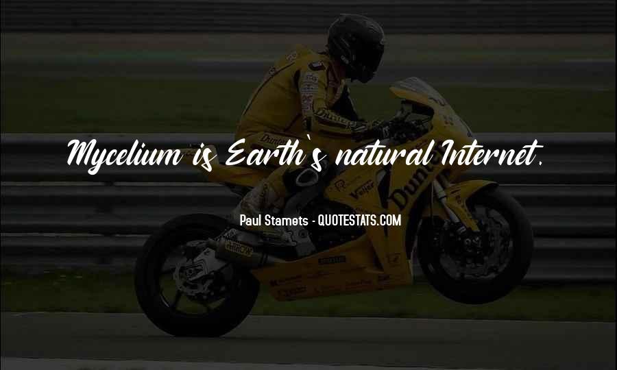 Paul Stamets Quotes #408534