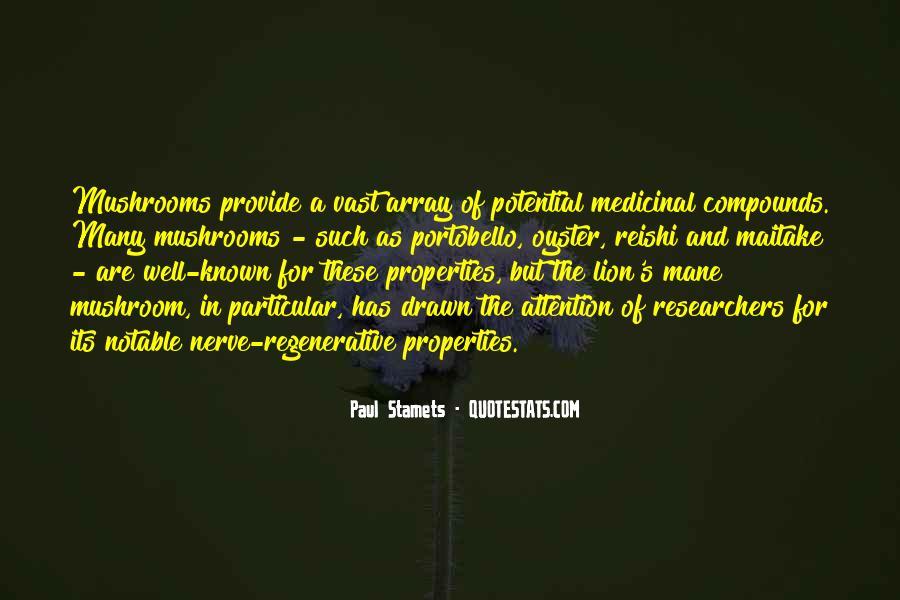 Paul Stamets Quotes #438687