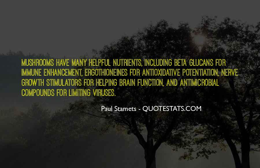 Paul Stamets Quotes #553791