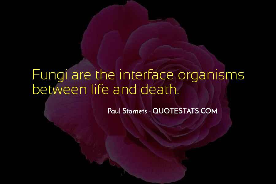 Paul Stamets Quotes #838219