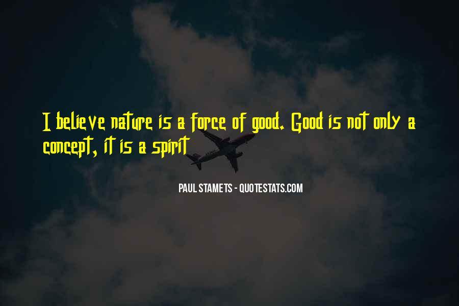 Paul Stamets Quotes #864221