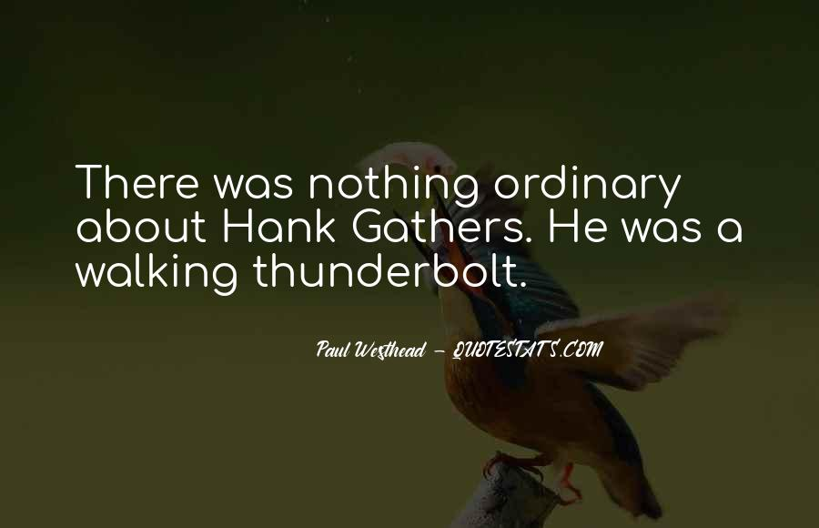Paul Westhead Quotes #1647273