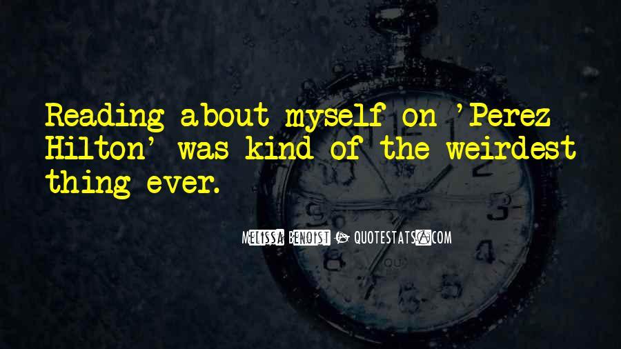Perez Hilton Quotes #1061394