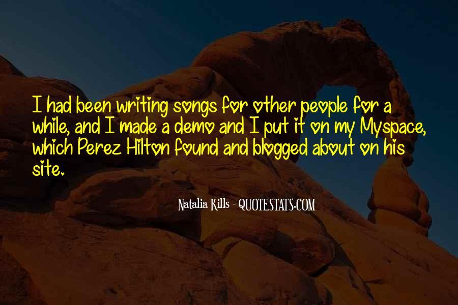 Perez Hilton Quotes #1101590