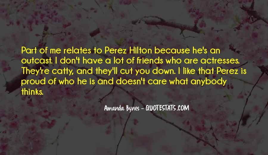 Perez Hilton Quotes #173804