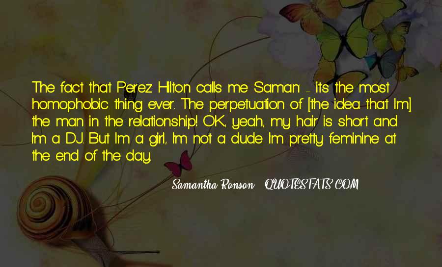 Perez Hilton Quotes #730082