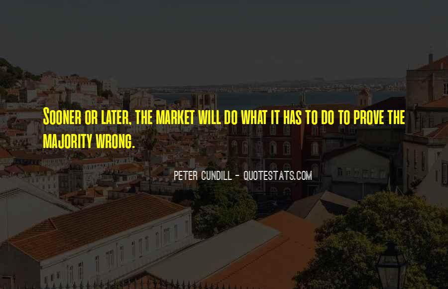 Peter Cundill Quotes #1128383