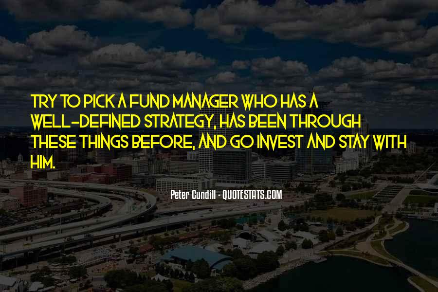 Peter Cundill Quotes #1495751