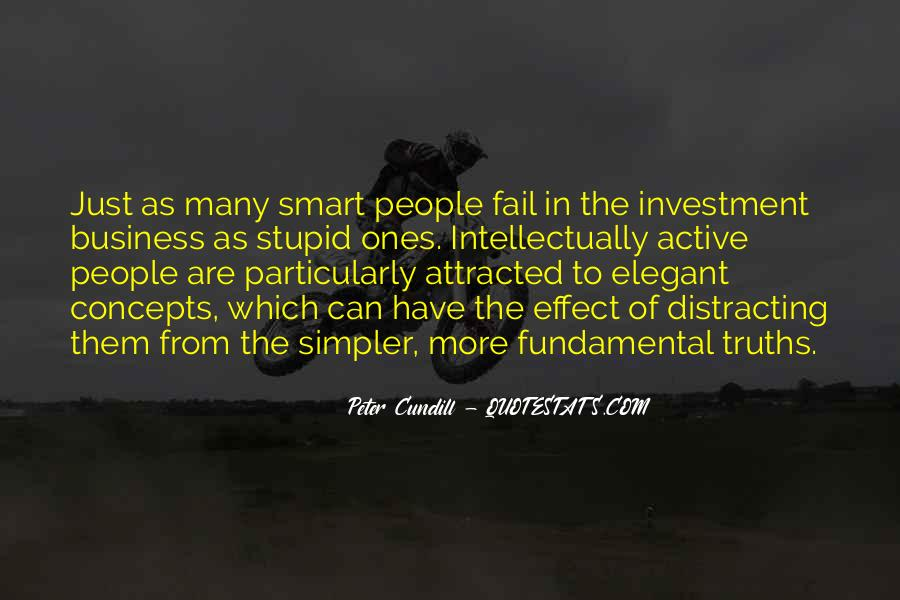 Peter Cundill Quotes #1813977