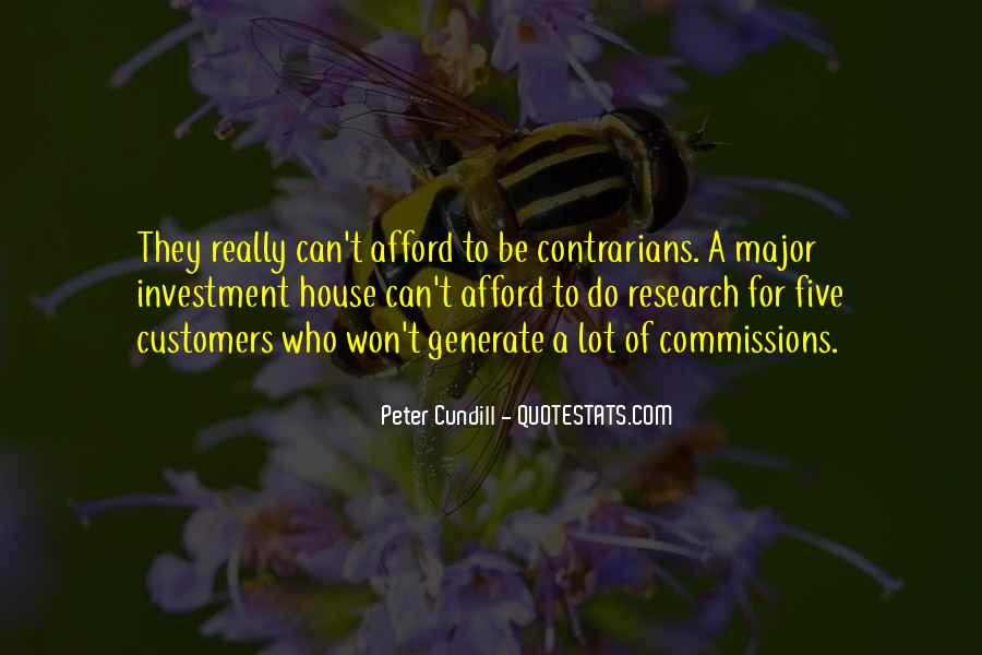 Peter Cundill Quotes #189105