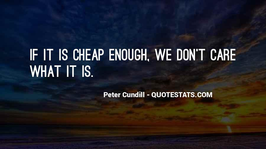 Peter Cundill Quotes #357484