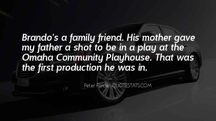 Peter Fonda Quotes #422415
