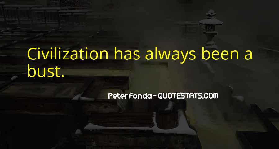 Peter Fonda Quotes #439774