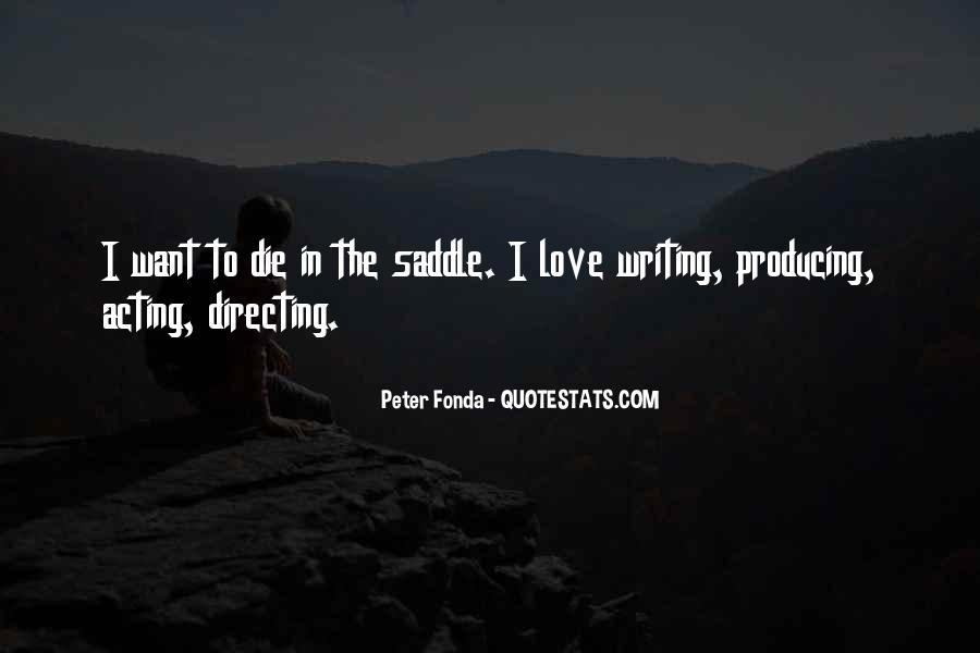 Peter Fonda Quotes #896935