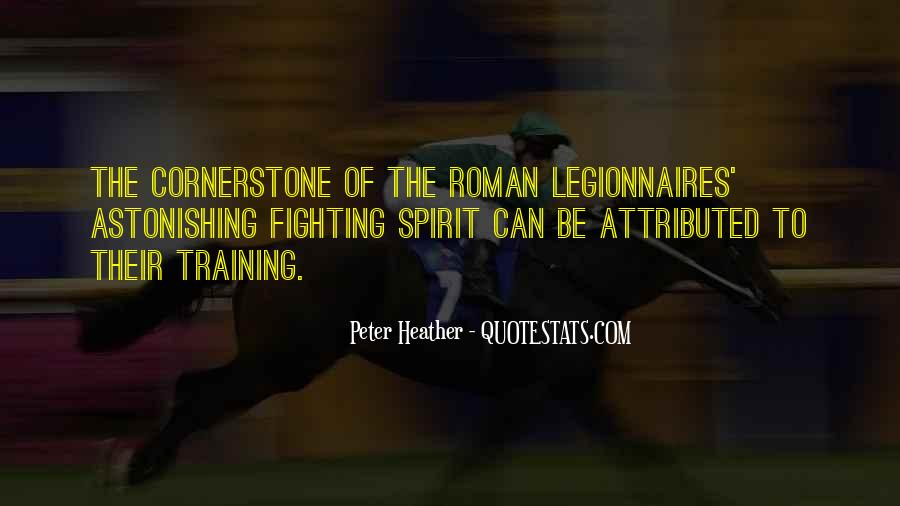 Peter Heather Quotes #1715594