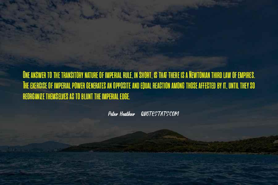 Peter Heather Quotes #259106