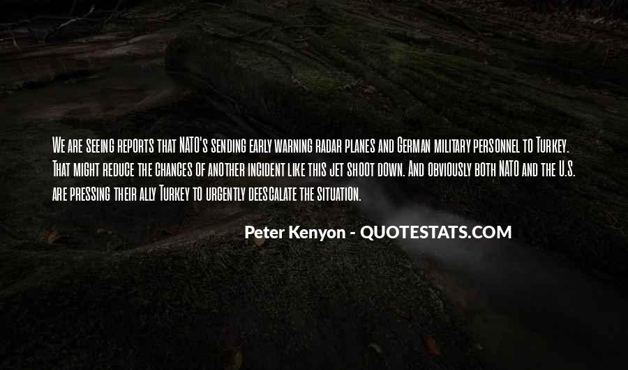 Peter Kenyon Quotes #869326