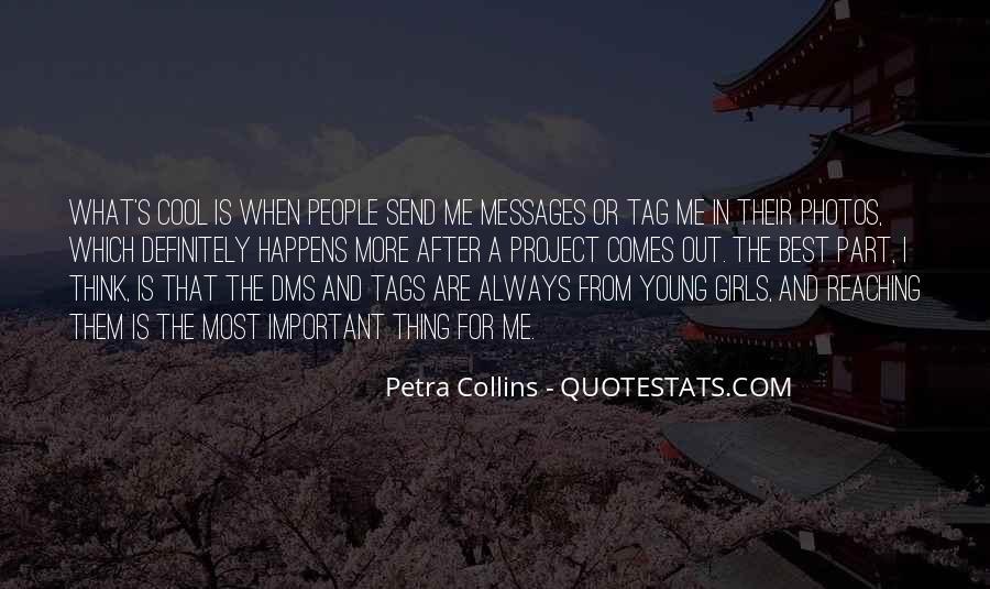 Petra Collins Quotes #174262