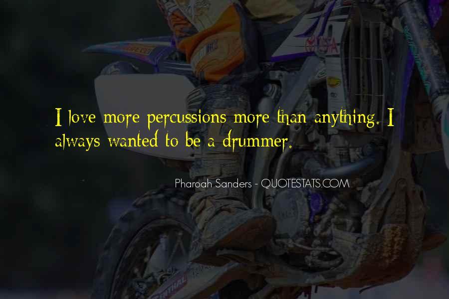 Pharoah Sanders Quotes #1549695