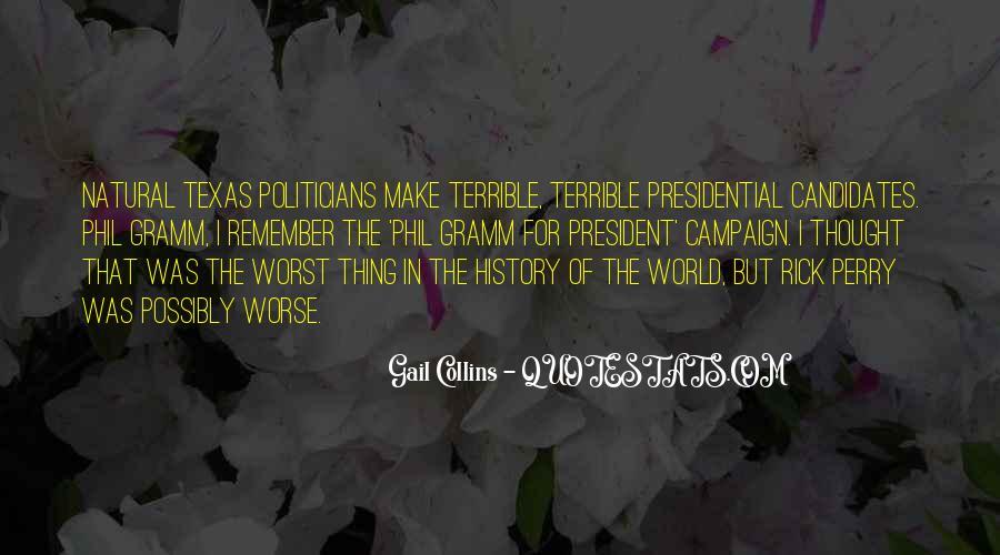 Phil Gramm Quotes #1022018