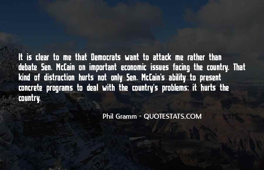 Phil Gramm Quotes #1099965