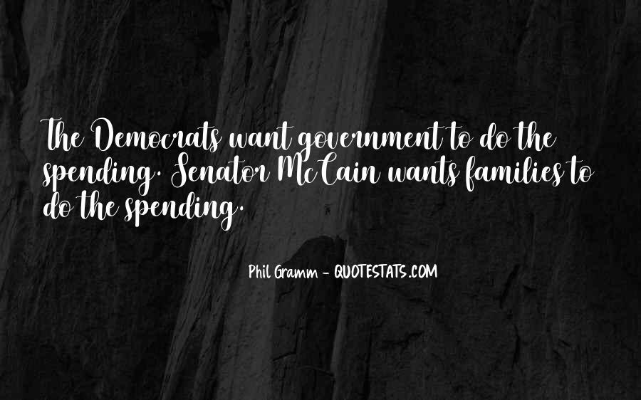 Phil Gramm Quotes #1266801