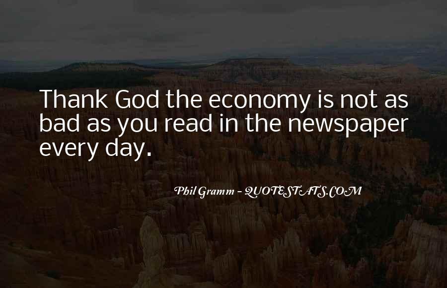 Phil Gramm Quotes #178395
