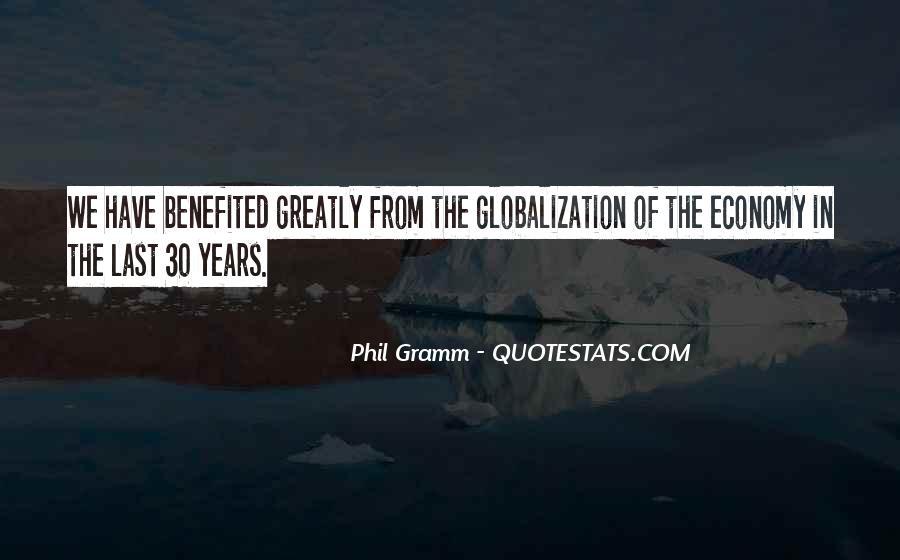 Phil Gramm Quotes #259601