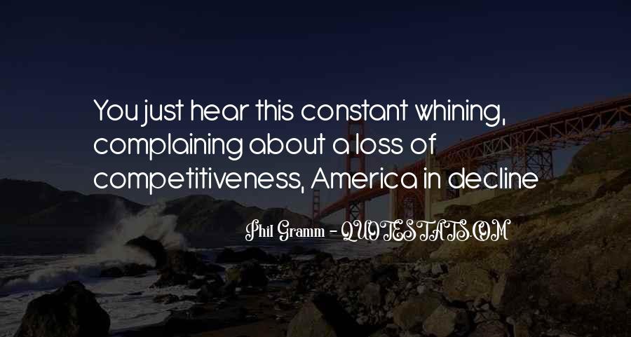 Phil Gramm Quotes #303097