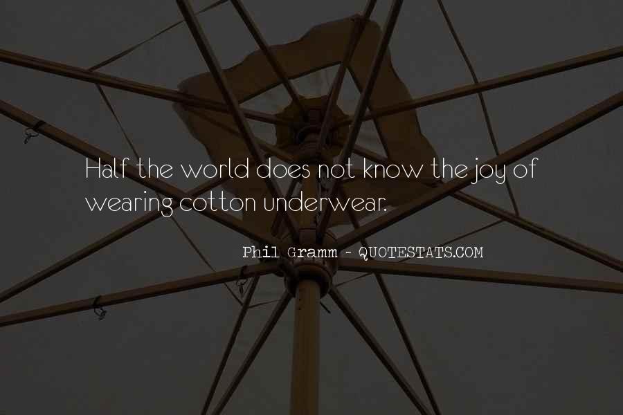 Phil Gramm Quotes #423871