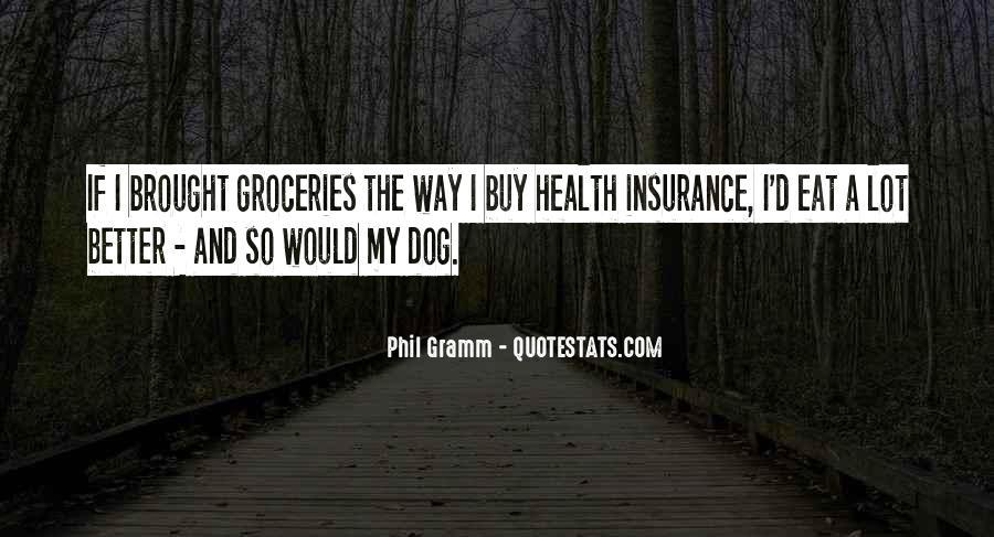 Phil Gramm Quotes #632631