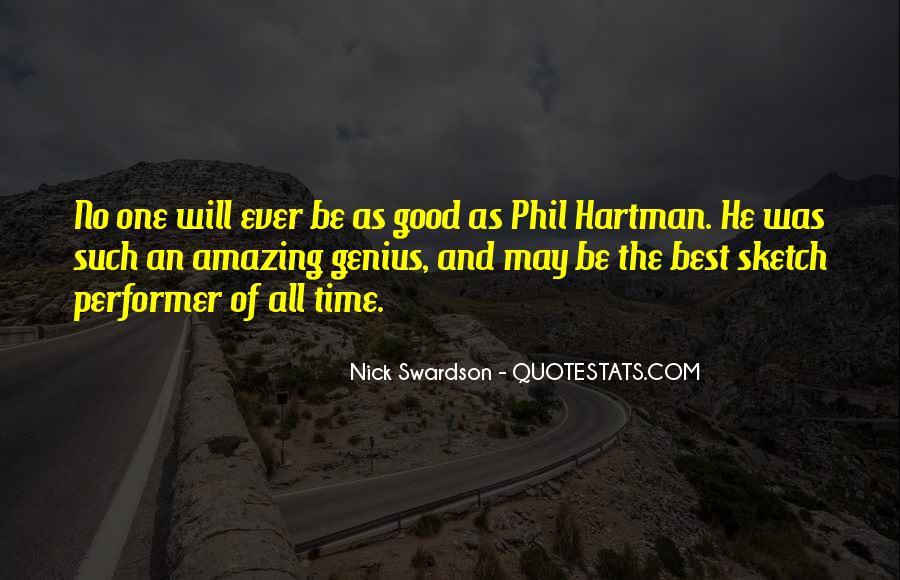 Phil Hartman Quotes #1372107