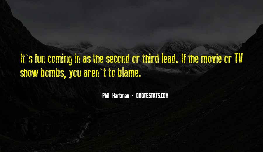 Phil Hartman Quotes #993141