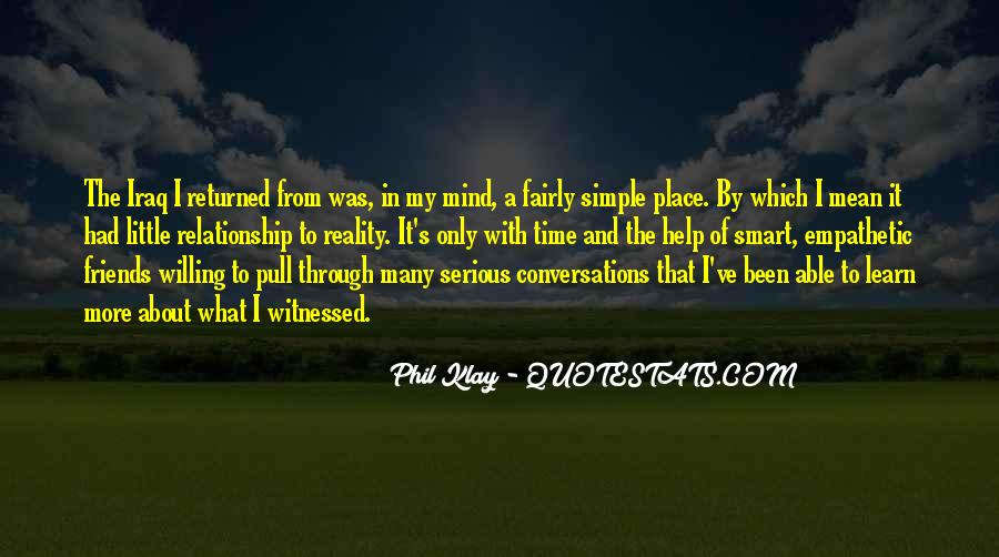 Phil Klay Quotes #1225031