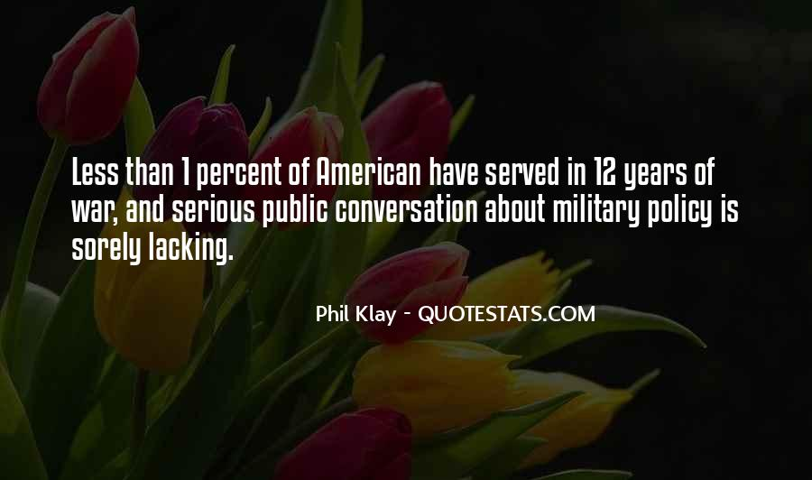 Phil Klay Quotes #1228058